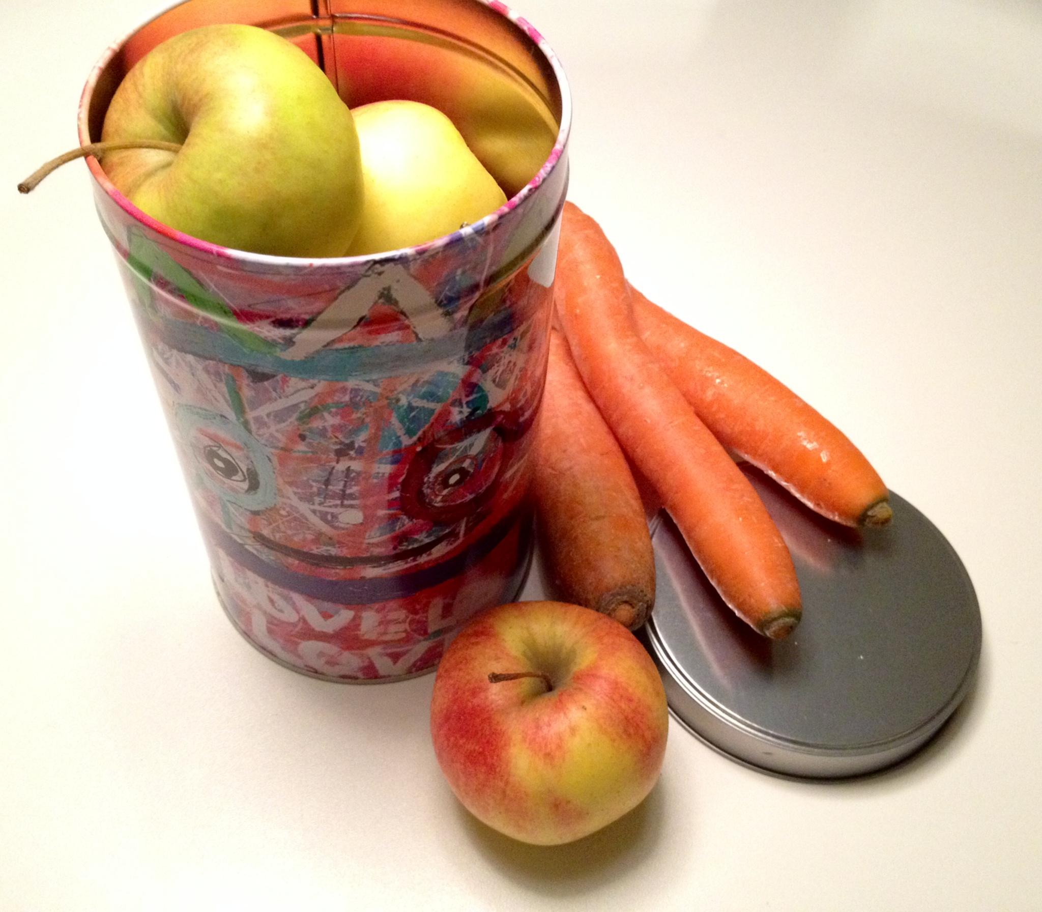 Flotte farver, gode smage og så er de sunde. Der er absolut ingen god grund til, at snige sig udenom hverken frugterne eller grøntsagerne.